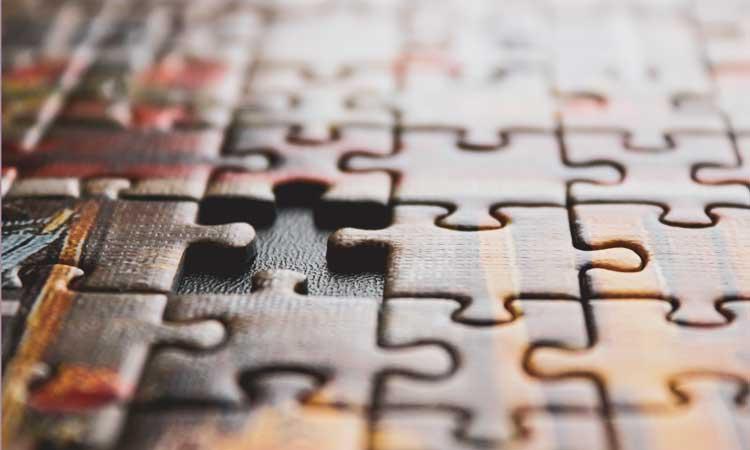 Puzzle de mil piezas l