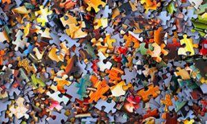 como enmarcar puzzles
